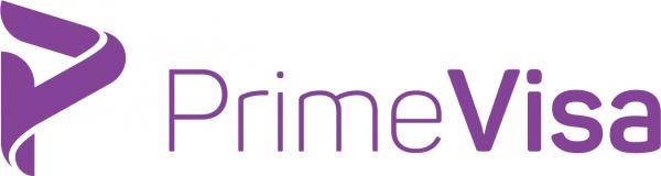 Логотип компании PrimeVisa