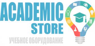 Логотип компании Academic Store