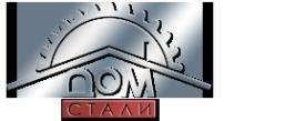 Логотип компании Дом стали