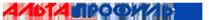 Логотип компании Альта Профиль-НН