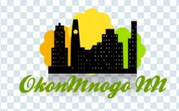 Логотип компании ОконМного НН