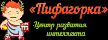 Логотип компании Пифагорка