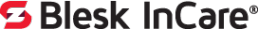 Логотип компании Blesk InCare