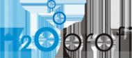 Логотип компании H2O Профи