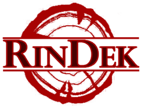 Логотип компании Риндек