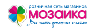 Логотип компании Мозаика