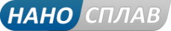 Логотип компании НаноСплав