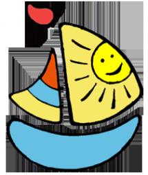 Логотип компании Кораблик детства