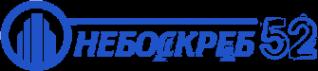Логотип компании Небоскрёб52